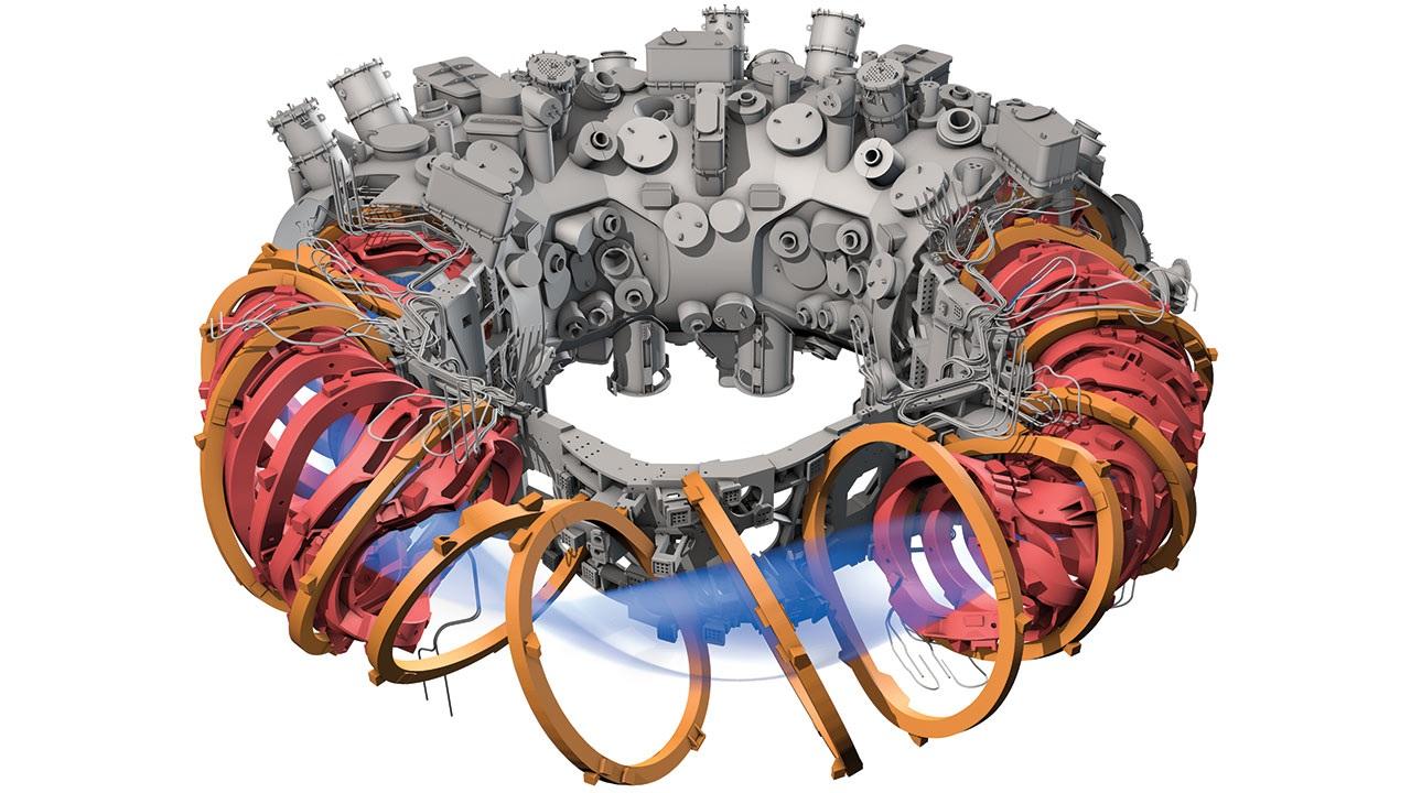 Wendelstein 7-X stellarator, il nuovo reattore a fusione nucleare