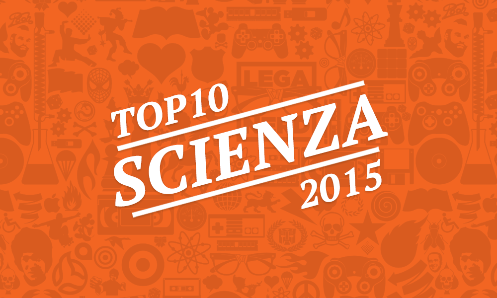 Top 10 Scienza 2015