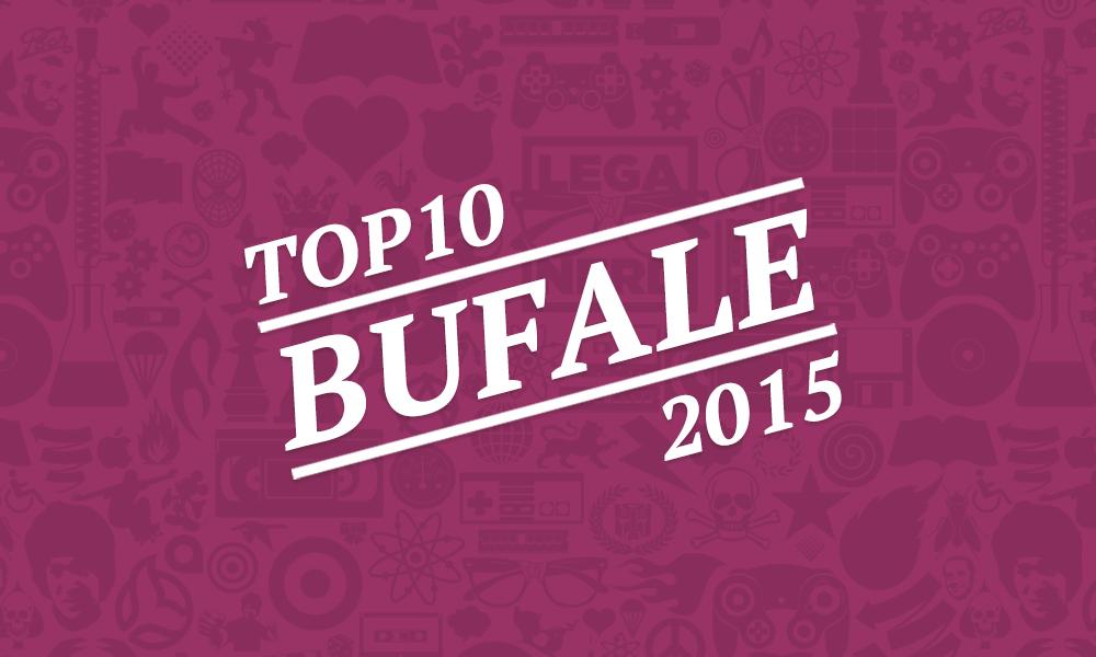 Top 10 Bufale 2015