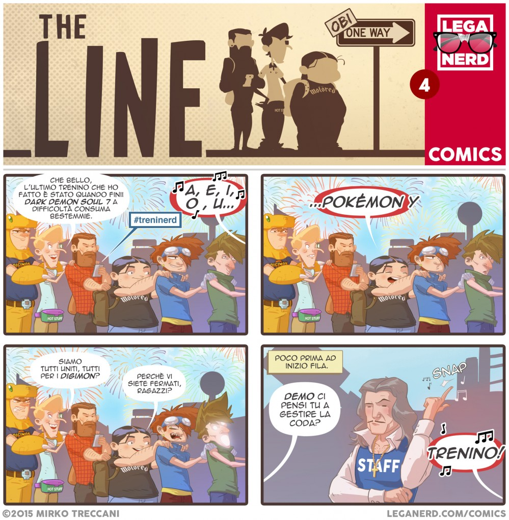 The Line 04