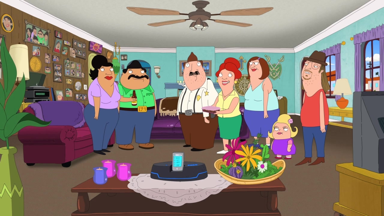 Bordertown, la nuova serie animata di Seth MacFarlane