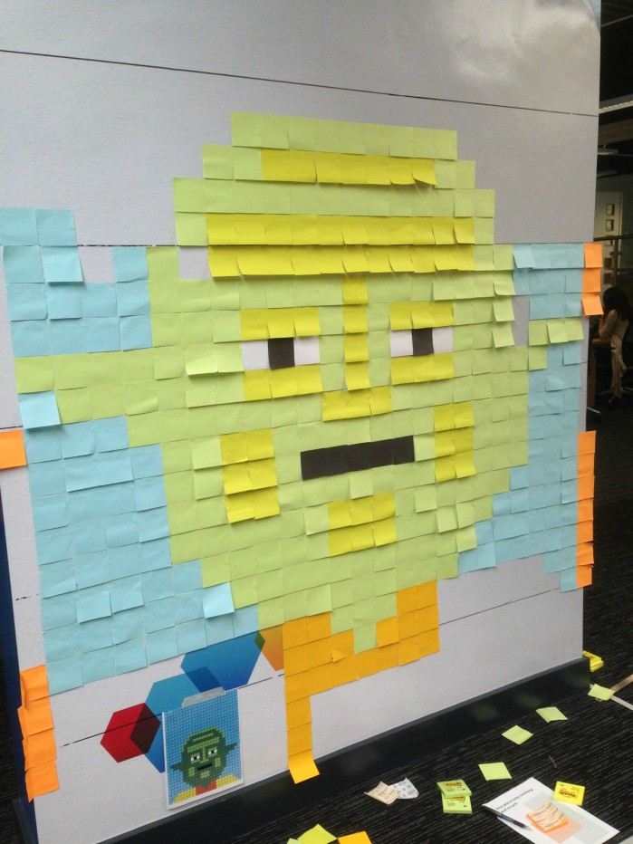 Yoda - Star Wars Post-it