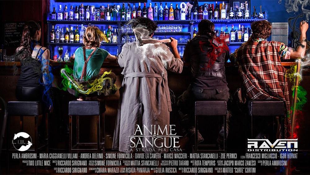 Anime e Sangue - La Strada per Casa S01E01.2