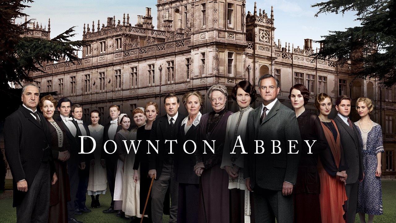 Downton Abbey, le foto di backstage dell'ultima stagione
