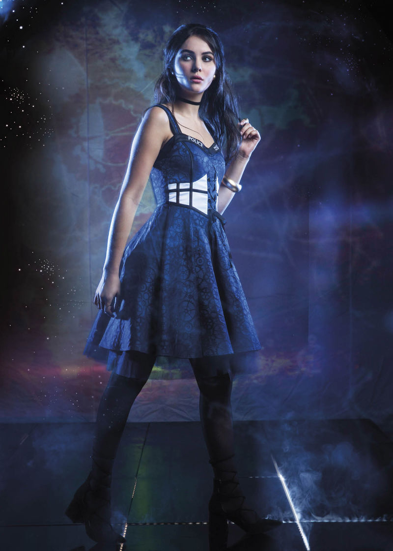 Doctor Who, la collezione fashion natalizia