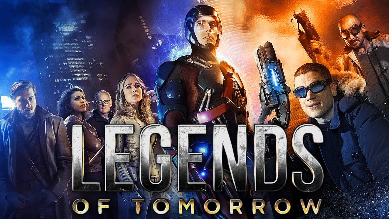 Legends of Tomorrow, Extended Trailer