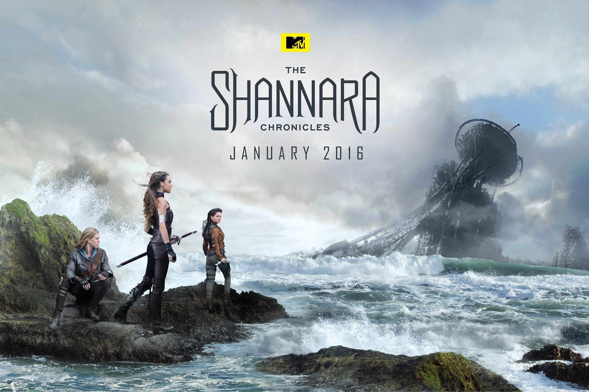 The Shannara Chronicles, il nuovo trailer della S01