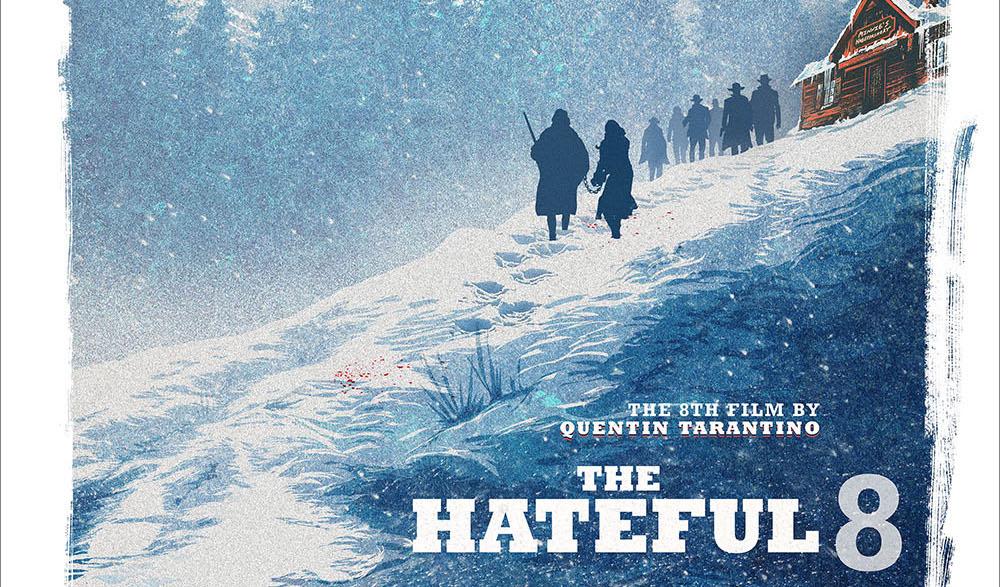 The Hateful Eight - Trailer Italiano