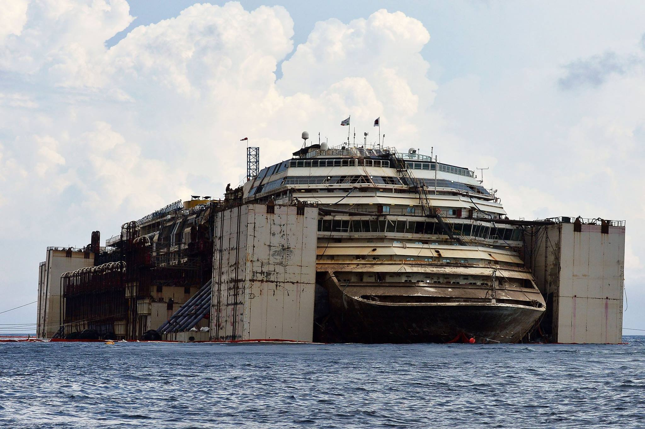 Costa Concordia: Voyage of Tragedy