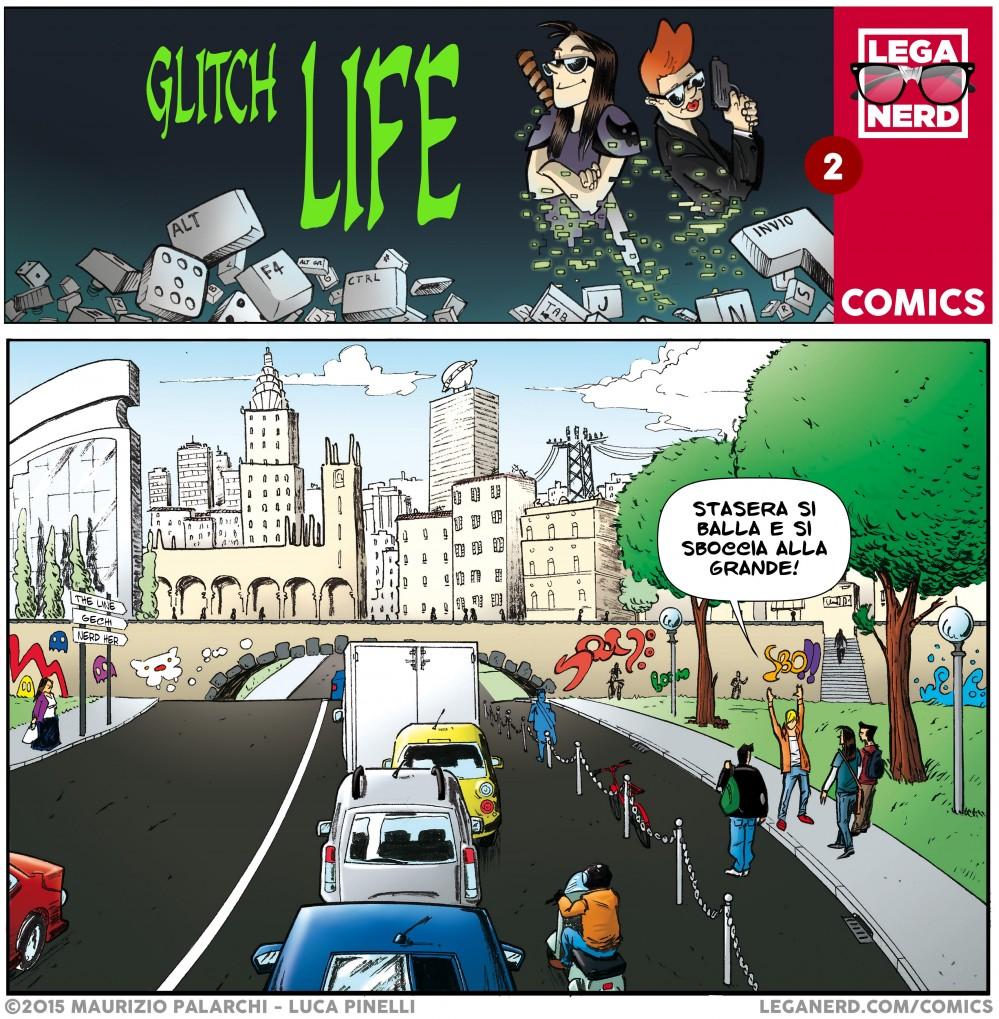 Glitch Life 02 pag 1
