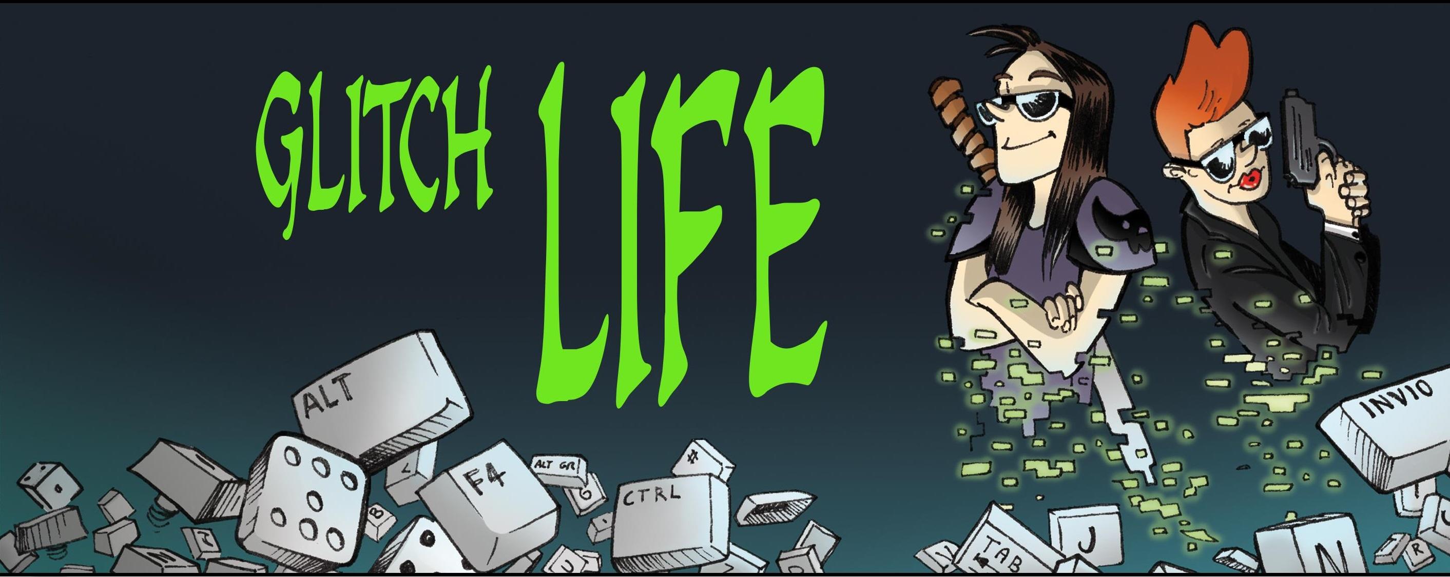 Glitch Life ep.3 #vitadanerd #citazioni