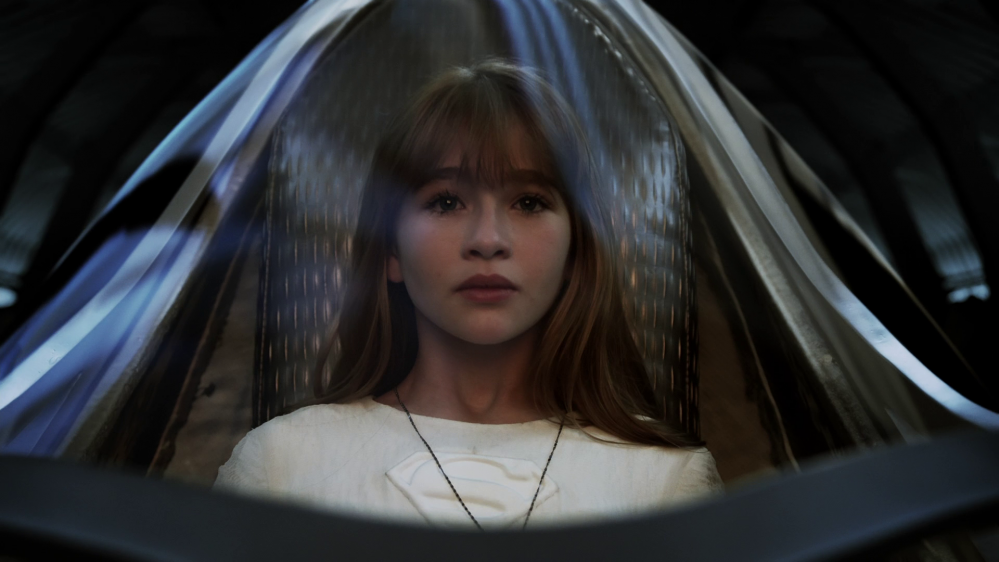 Kara_in_her_pod_preparing_to_be_rocketed_away_from_Krypton