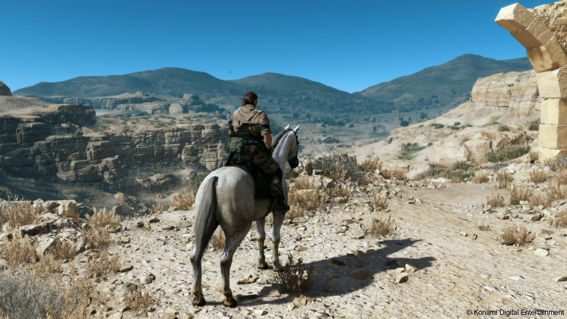 L'epica nordica in Metal Gear Solid V