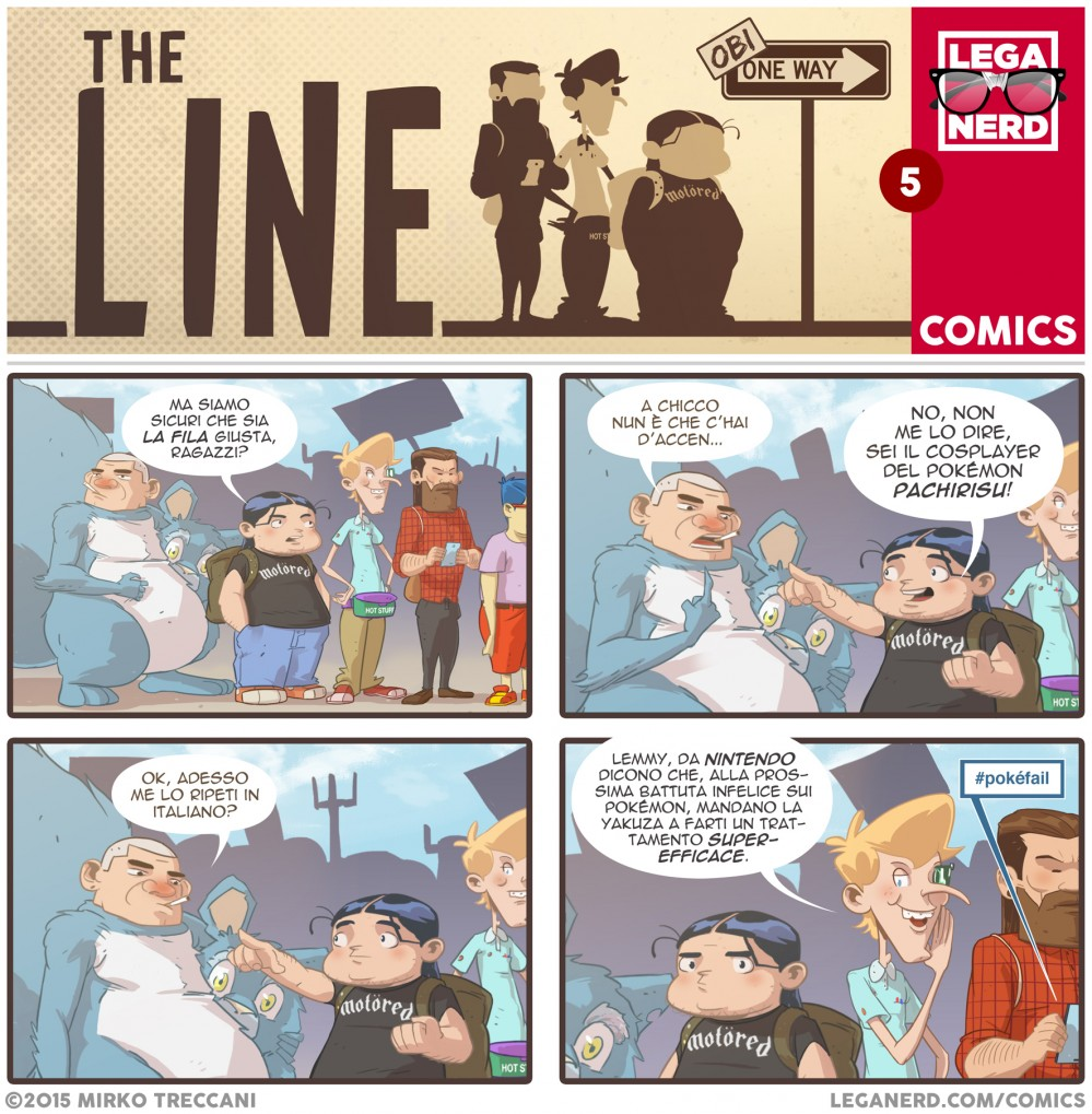 The Line 05