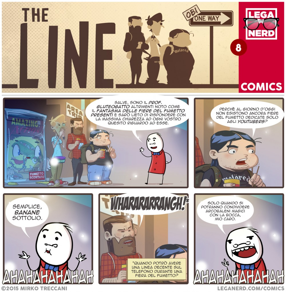 The Line 8