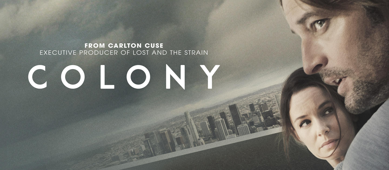 Colony, al via la nuova serie TV di fantascienza