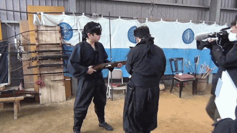 Tutti pronti per diventare Ninja?