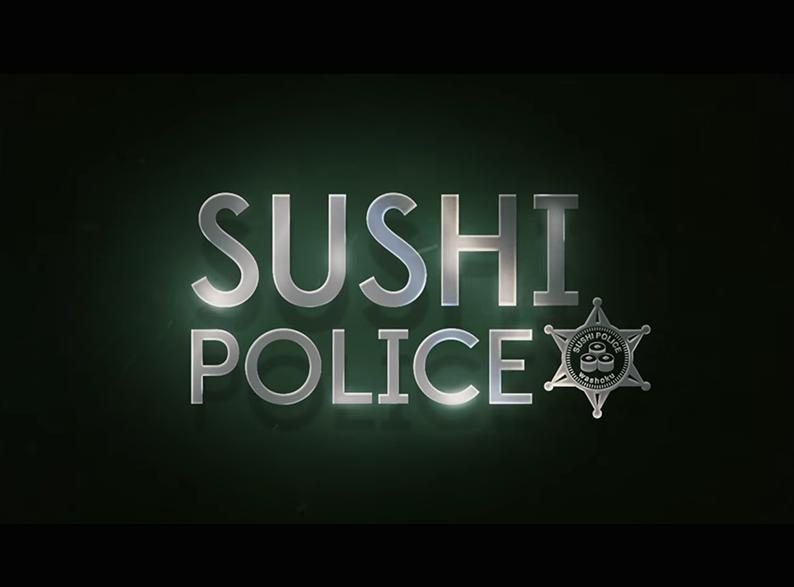 Sushi Police: attenti a quei tre!