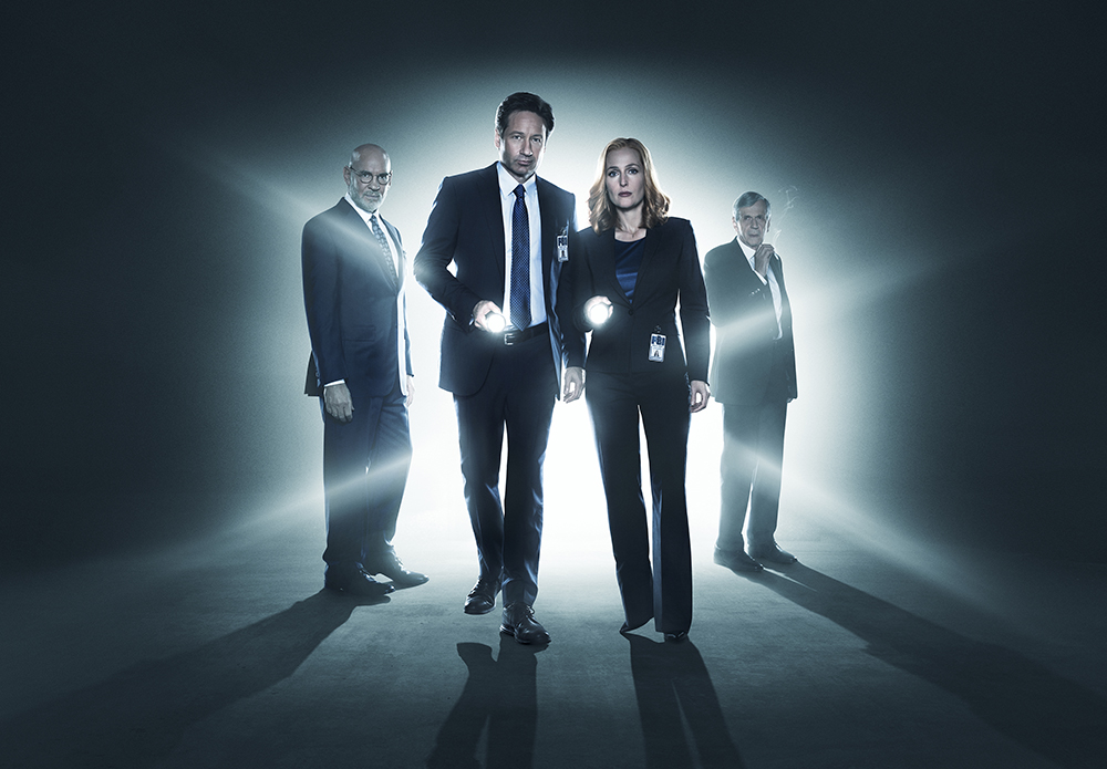 Esplora le location di X-Files con la mappa interattiva