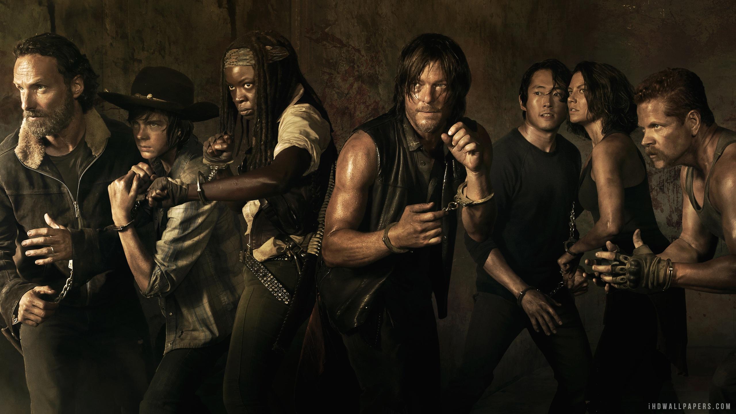 The Walking Dead, il trailer di metà S06