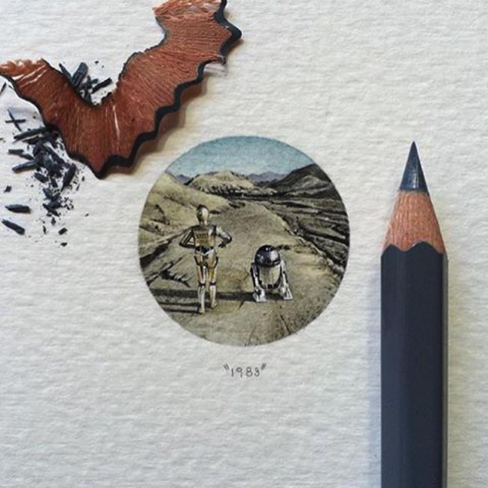 Le cartoline per formiche di Lorraine Loots