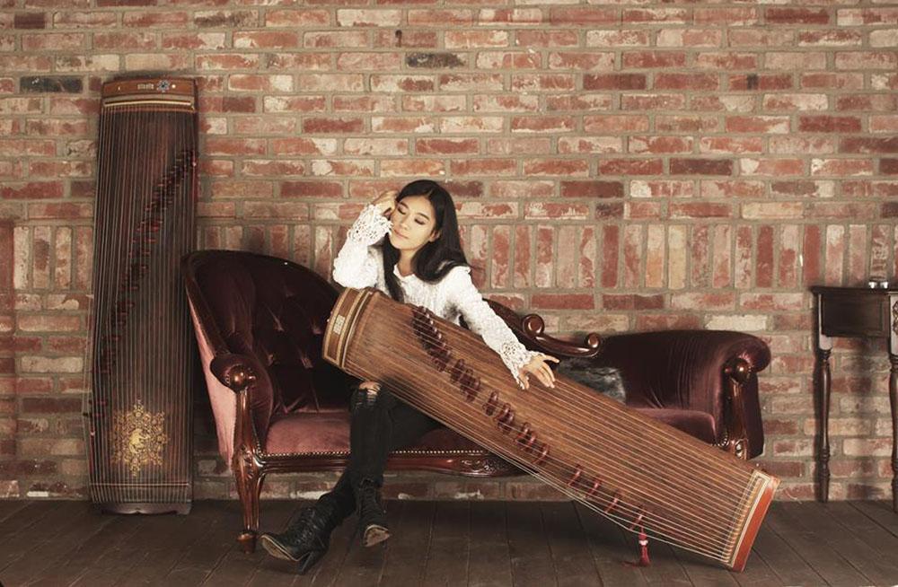 Il Gayageum di Luna Lee a ritmo di Rock