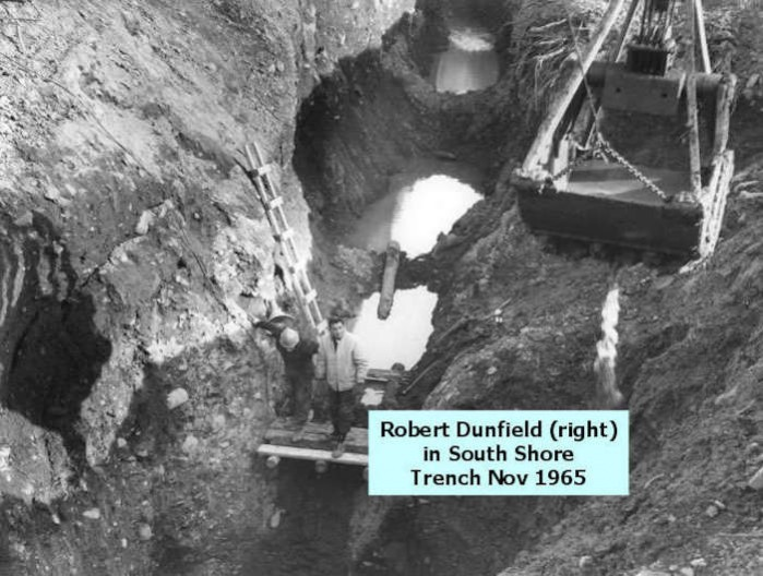 1965-robert-dunfield-south-shore-trench-Oak-island-money-pit