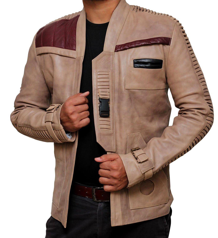 Star Wars: in vendita la giacca di Poe Dameron