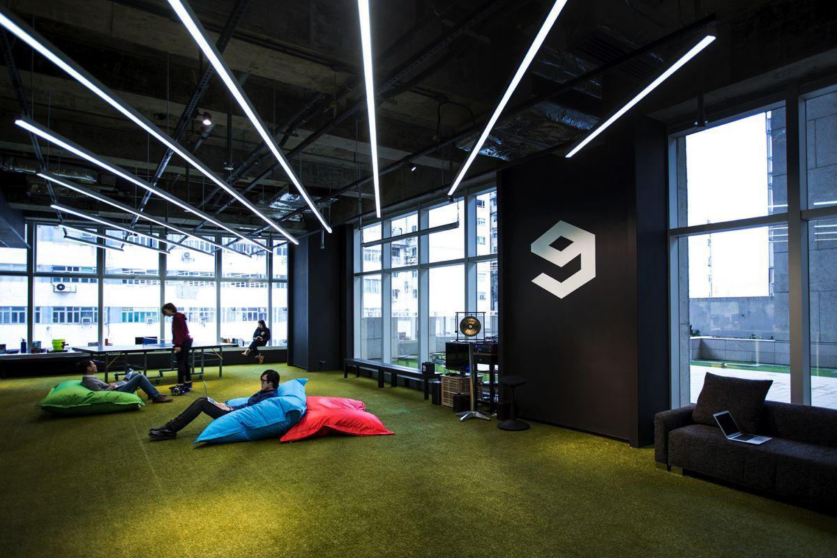 Ufficio Di Un Architetto : Gli uffici di 9gag #leganerd