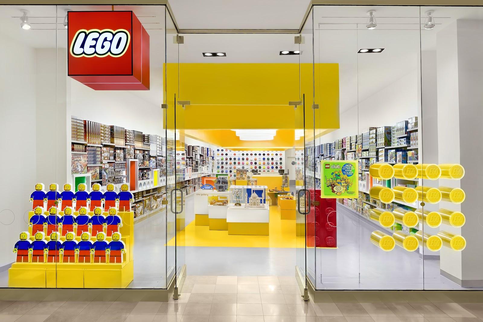 Apre il primo Lego Store in Italia