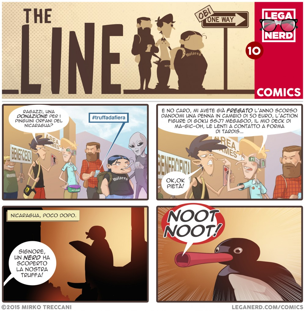 The Line 10