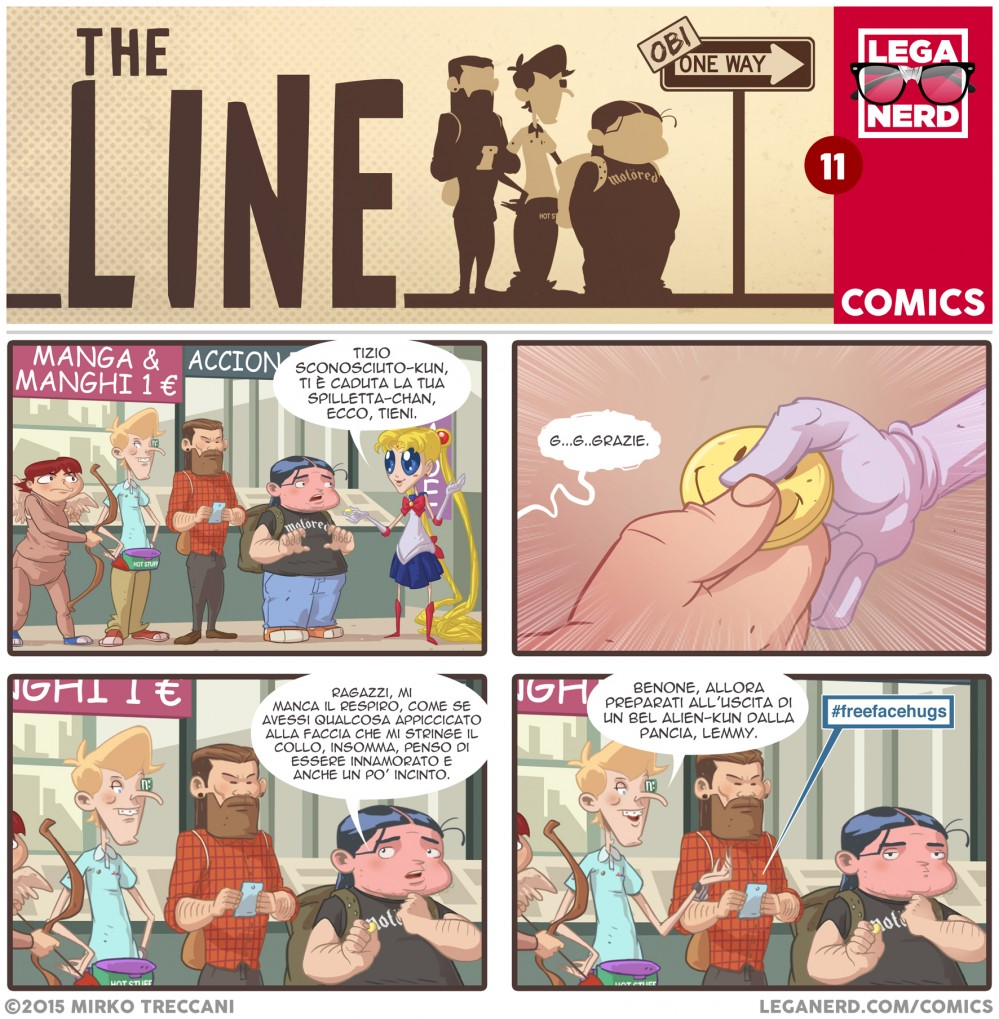 The Line 11