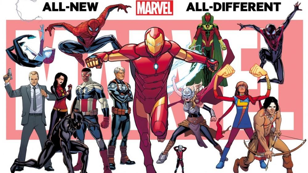 all-new-marvel