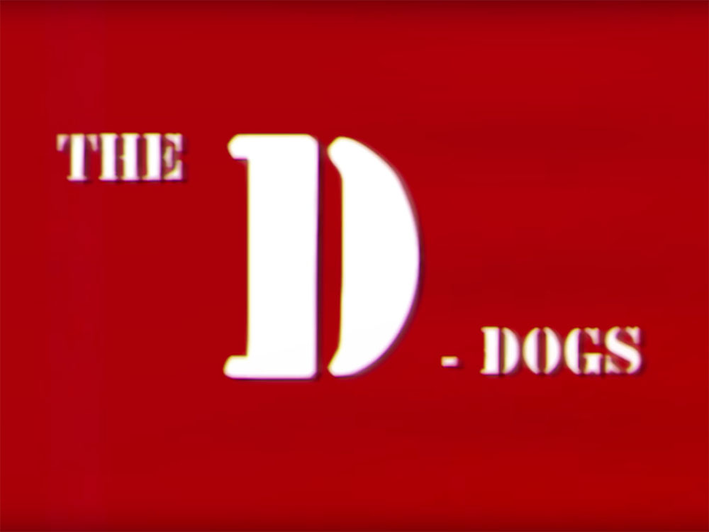 The D-Dogs 1980's TV Intro