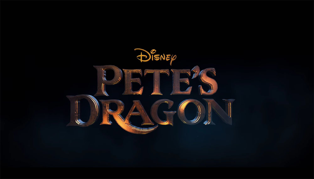 Pete's Dragon - Teaser Trailer