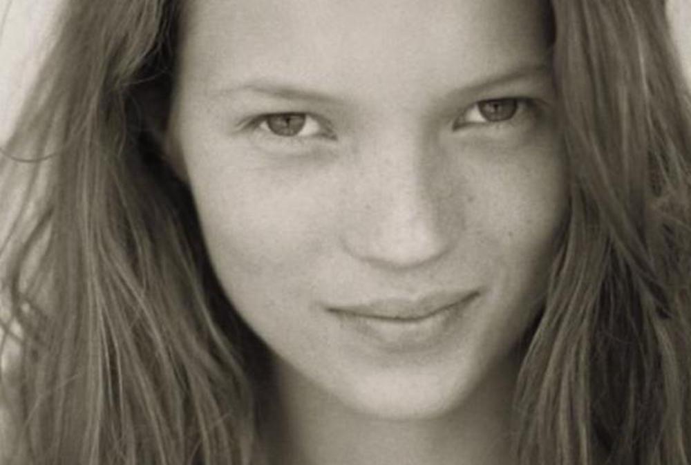 Kate Moss, le origini