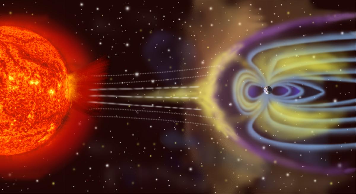 Rovesciamo il campo magnetico terrestre