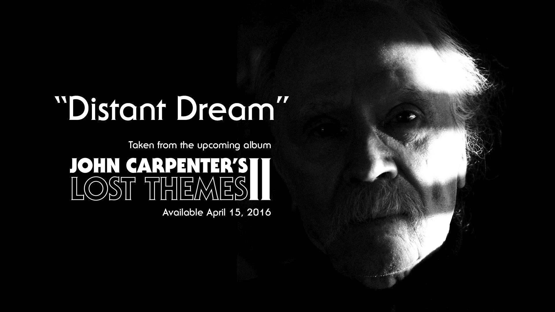 Lost Themes II il nuovo album di John Carpenter