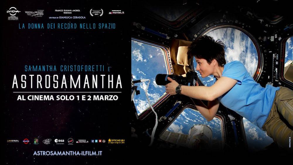 Astrosamanta, Trailer Ufficiale