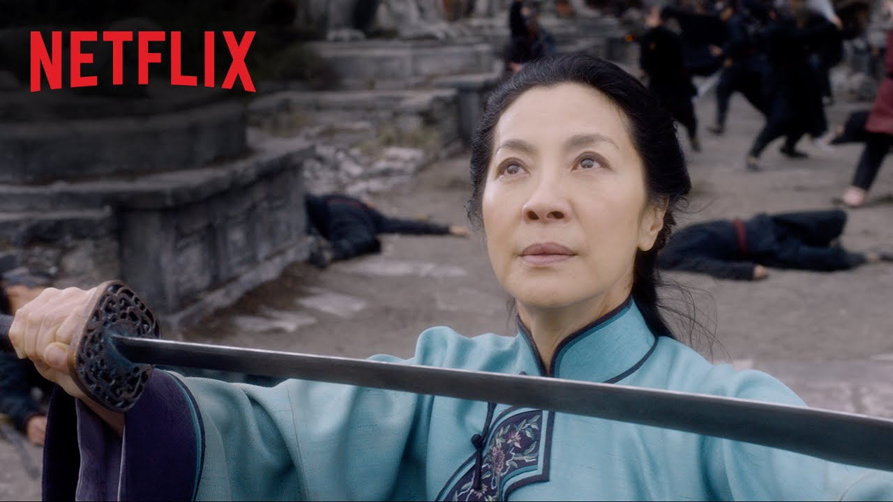 La Tigre e il Dragone: Sword of Destiny, nuovo trailer da Netflix