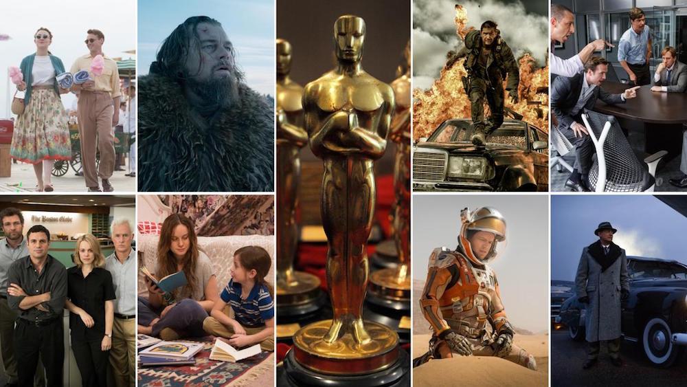 The Academy Awards 2016 Supercut