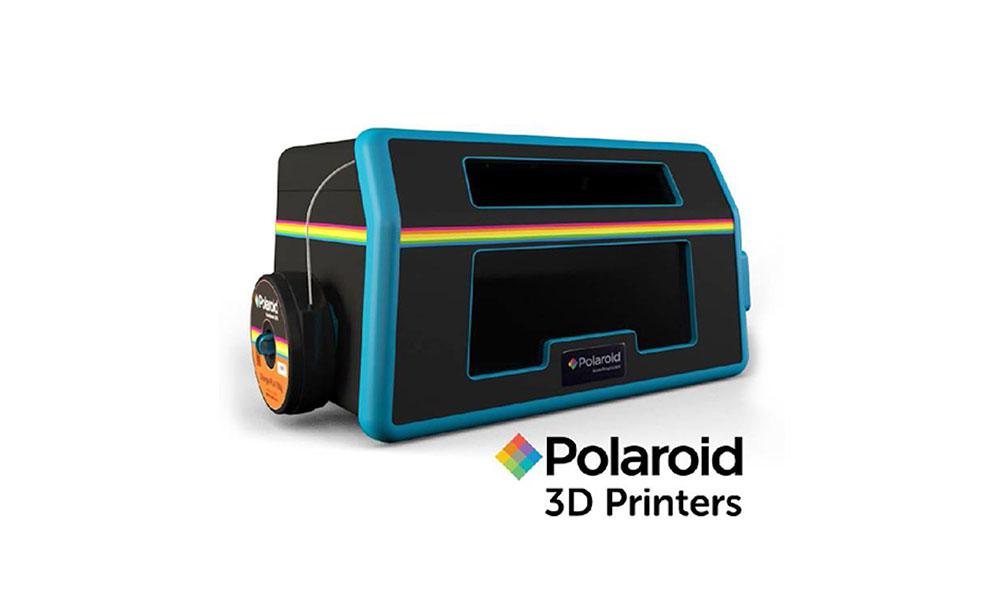 Polaroid, stampanti 3d per tutti