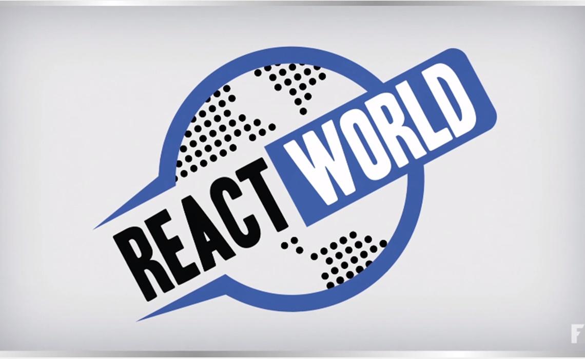 React world: il primo epic fail del 2016