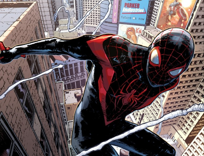 Miles Morales: Spider-Man!