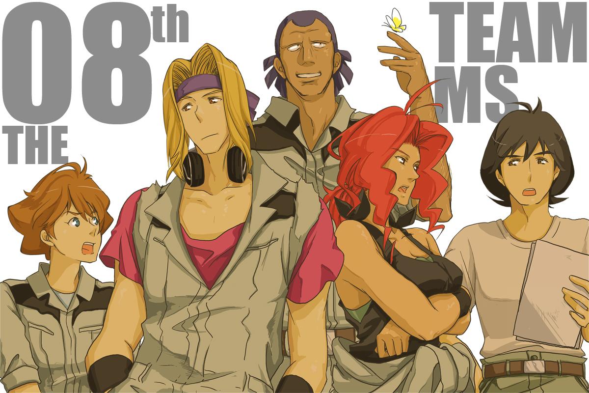 Mobile Suit Gundam: The 08th MS Team finalmente doppiato in Italiano