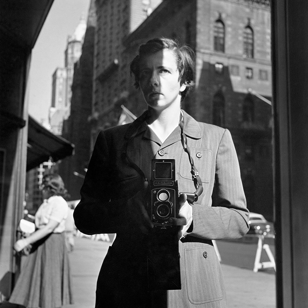La vita attraverso gli occhi di Vivian Maier, tata e fotografa