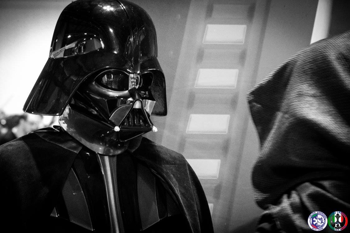 Star Wars a Cartoomics 2016, il video