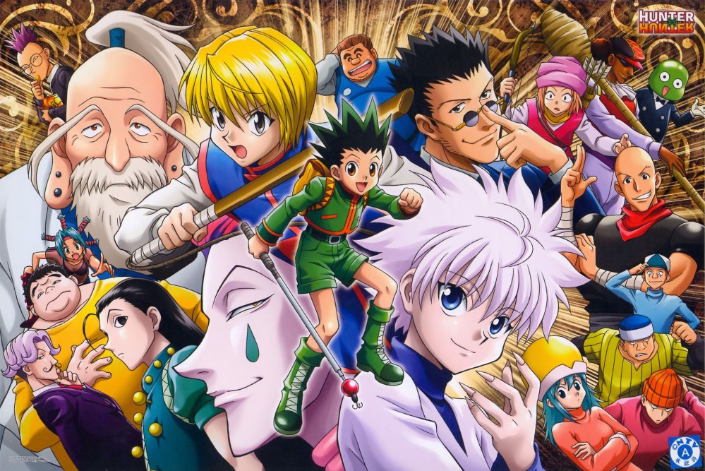 Hunter x Hunter Exam Arc