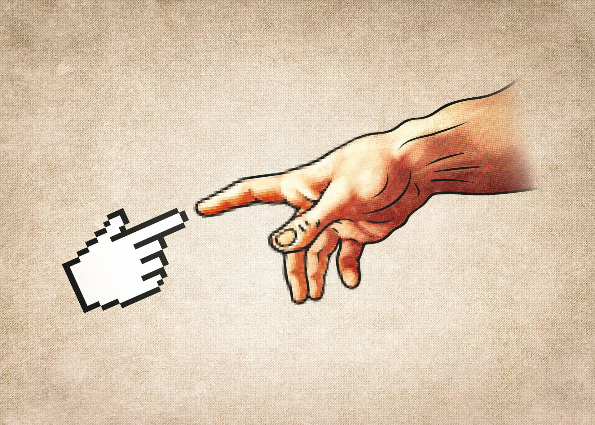 La mano creata da Dio secondo PLOS One