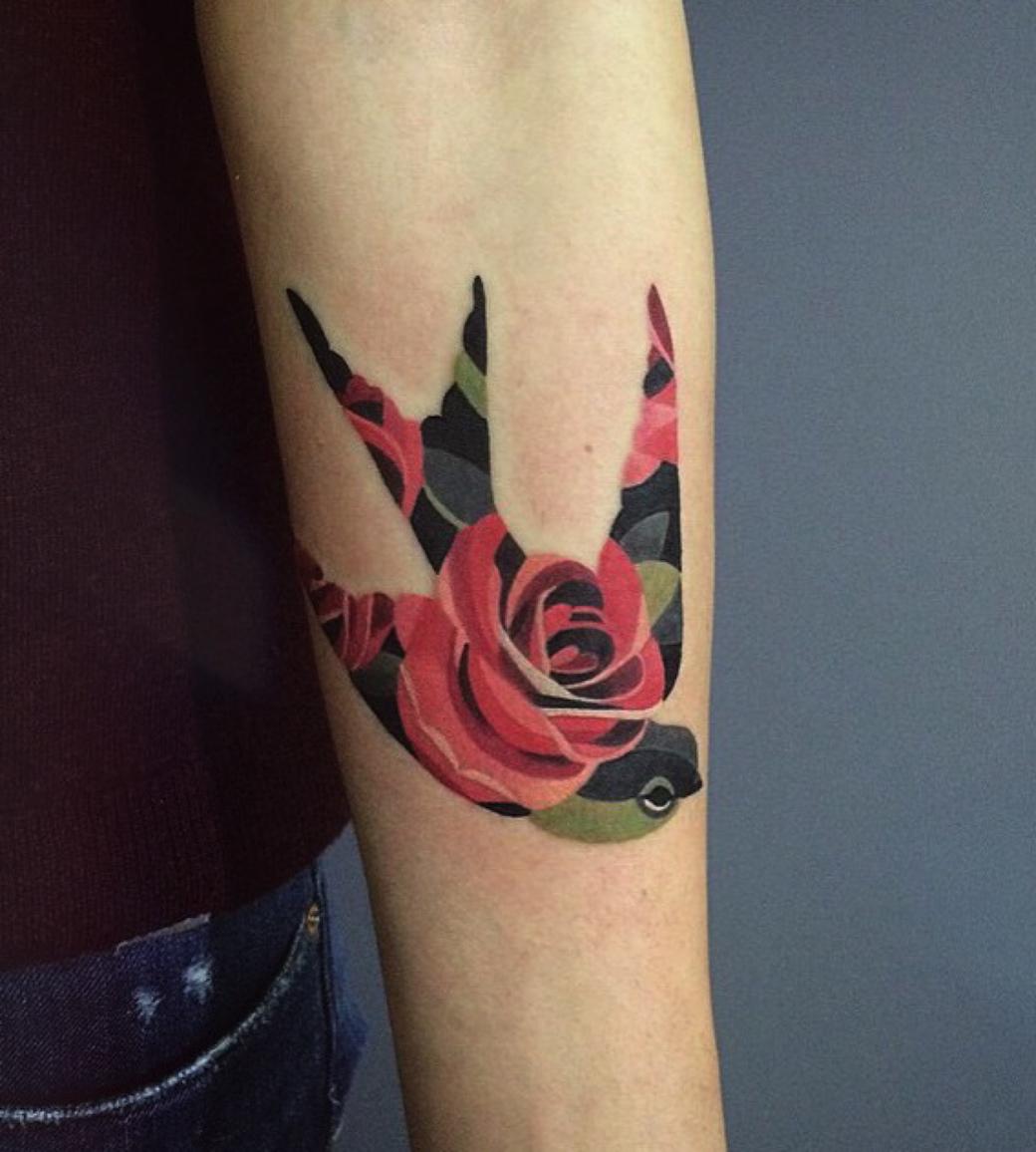 Sasha Unisex, Una Tatuatrice Da Sogno #LegaNerd